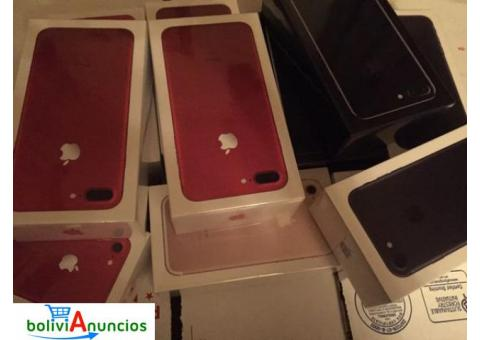 En Stock: Apple iPhone 7 Plus - Samsung Galaxy S8 Plus