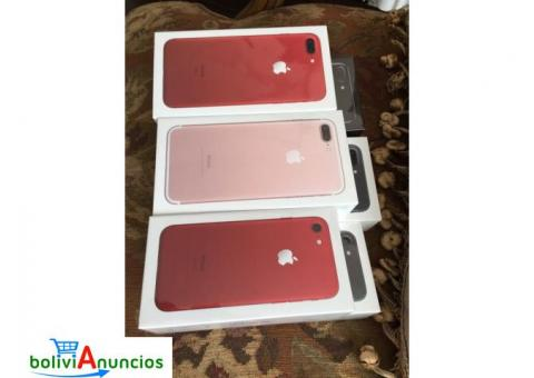 Red Edition Apple IPhone 7 32gb/128gb/256gb