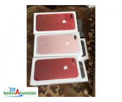 Red Edition Apple IPhone 7 32gb/128gb/256gb