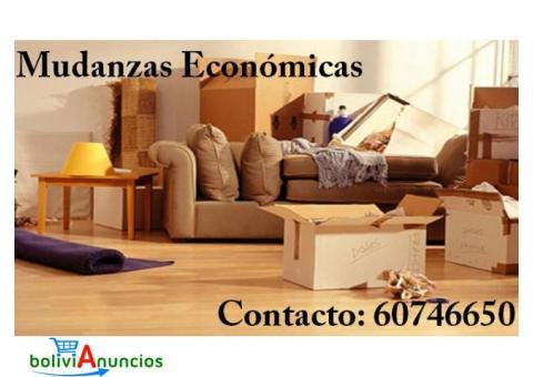 Mudanzas Económicas Cochabamba 60746650