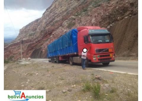 vendo camion volvo FH 12