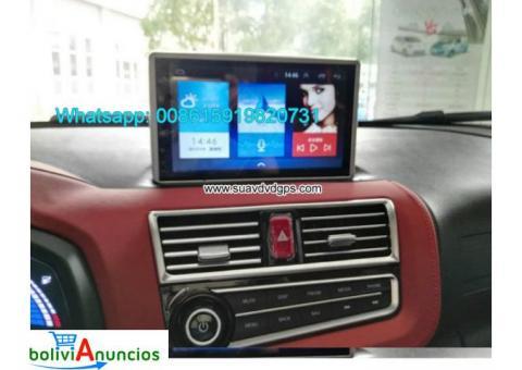 JAC S1 S2 Mini coche estéreo de radio Android navegación cámara