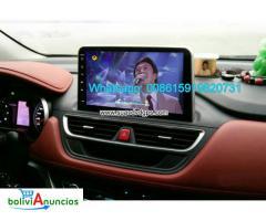 JAC Refine S3 2017 audio radio Car android wifi GPS cámara navegación