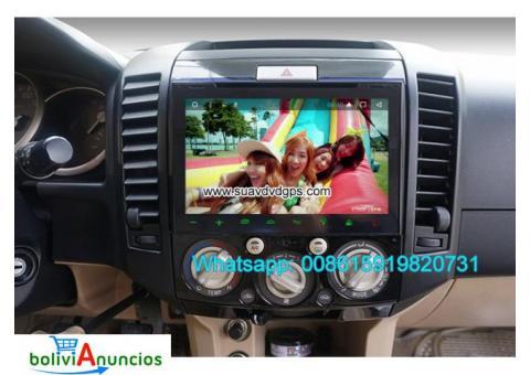 Mazda BT50 Car radio estéreo GPS androide cámara navegación Wifi