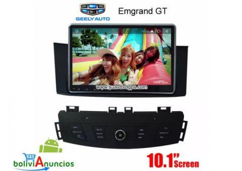 Geely Emgrand GT audio radio Car android wifi GPS cámara navegación