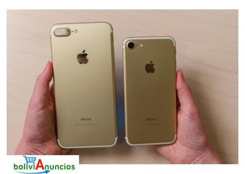 Venta Apple iPhone 7 Plus y Samsung Galaxy S7 Edge, iPhone 6S Plus