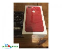 Apple iPhone 7 Plus (PRODUCT) RED Edición especial 4G Phone (128GB)