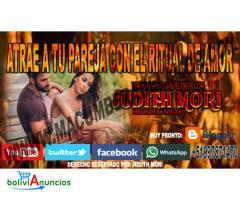 ATRAE A TU PAREJA CON EL RITUAL DE AMOR JUDITH MORI +51997871470